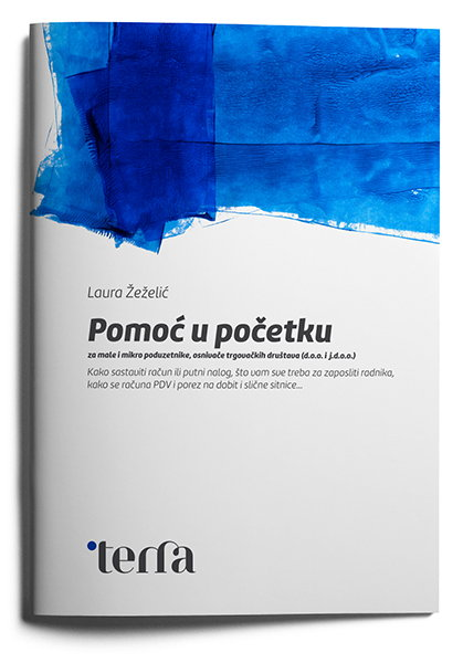 Terra brošura - Pomoć u početku